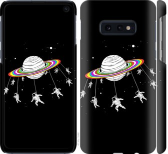 Чехол на Samsung Galaxy S10e Лунная карусель