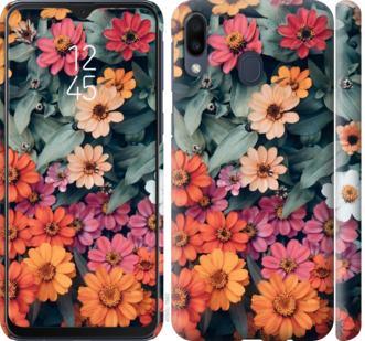 Чехол на Samsung Galaxy M20 Beauty flowers
