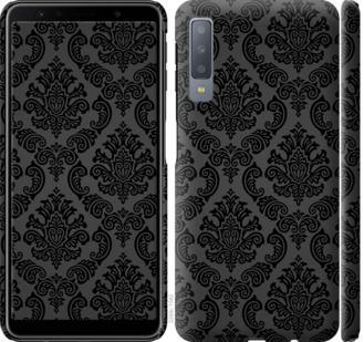Чехол на Samsung Galaxy A7 (2018) A750F Винтажный узор