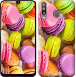 Чехол на Samsung Galaxy M30 Макаруны