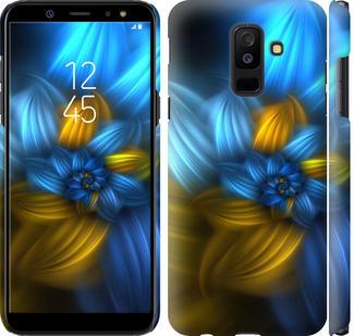 Чехол на Samsung Galaxy A6 Plus 2018 Узор 46