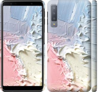 Чехол на Samsung Galaxy A7 (2018) A750F Пастель