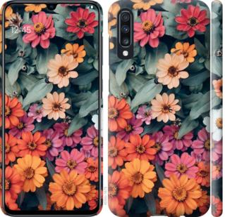 Чехол на Samsung Galaxy A70 2019 A705F Beauty flowers