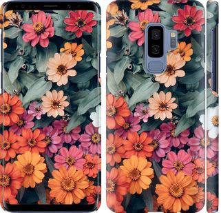 Чехол на Samsung Galaxy S9 Plus Beauty flowers