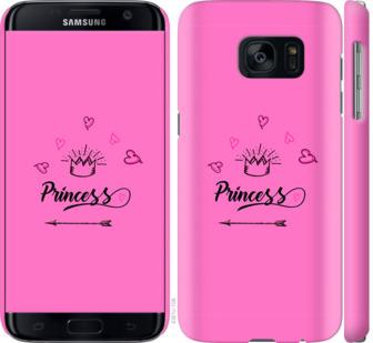 Чехол на Samsung Galaxy S7 G930F Princess