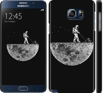 Чехол на Samsung Galaxy Note 5 N920C Moon in dark