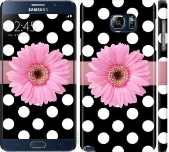Чехол на Samsung Galaxy Note 5 N920C Горошек 2