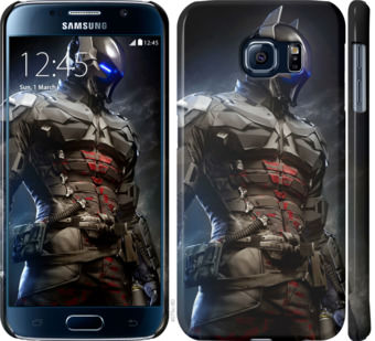 Чехол на Samsung Galaxy S6 G920 Рыцарь
