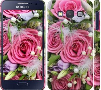 Чехол на Samsung Galaxy A3 A300H Нежность