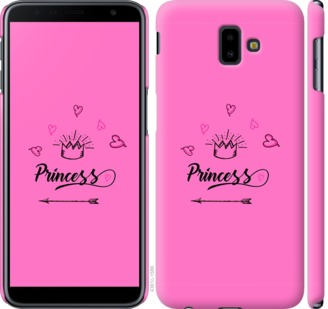 Чехол на Samsung Galaxy J6 Plus 2018 Princess