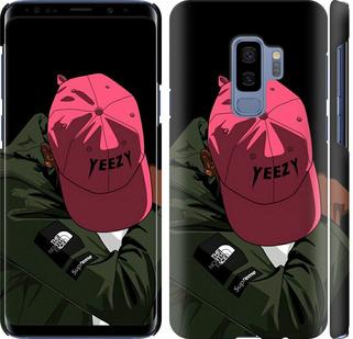 Чехол на Samsung Galaxy S9 Plus logo de yeezy