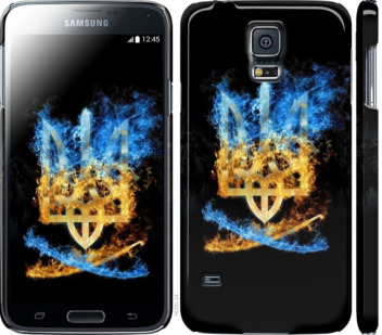 Чехол на Samsung Galaxy S5 g900h Герб