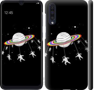 Чехол на Samsung Galaxy A50 2019 A505F Лунная карусель