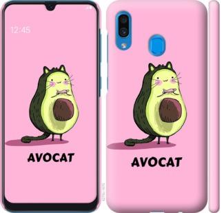 Чехол на Samsung Galaxy A20 2019 A205F Avocat