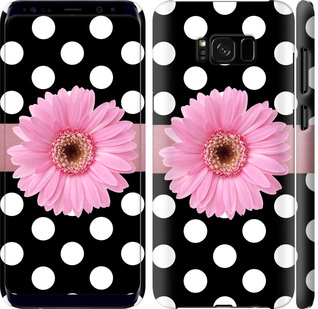 Чехол на Samsung Galaxy S8 Plus Горошек 2