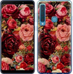 Чехол на Samsung Galaxy A9 (2018) Цветущие розы
