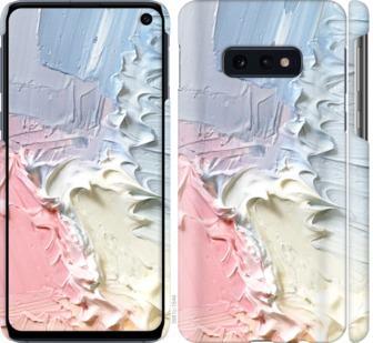 Чехол на Samsung Galaxy S10e Пастель