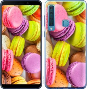 Чехол на Samsung Galaxy A9 (2018) Макаруны