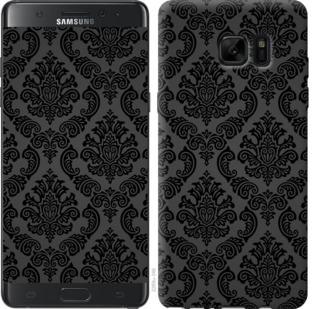 Чехол на Samsung Galaxy Note 7 Duos N930F Винтажный узор