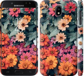 Чехол на Samsung Galaxy J5 J530 (2017) Beauty flowers