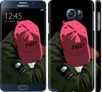 Чехол на Samsung Galaxy Note 5 N920C logo de yeezy