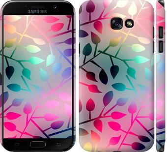 Чехол на Samsung Galaxy A7 (2017) Листья