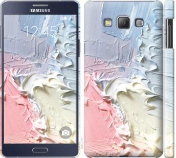 Чехол на Samsung Galaxy A7 A700H Пастель