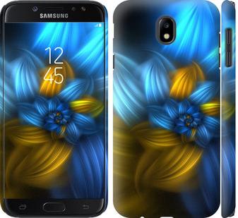 Чехол на Samsung Galaxy J7 J730 (2017) Узор 46