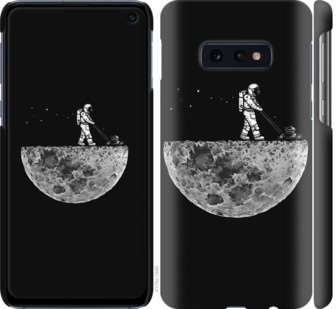 Чехол на Samsung Galaxy S10e Moon in dark