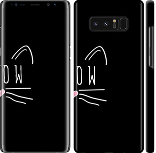 Чехол на Samsung Galaxy Note 8 Kitty