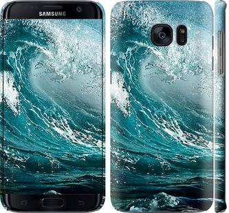 Чехол на Samsung Galaxy S7 Edge G935F Морская волна