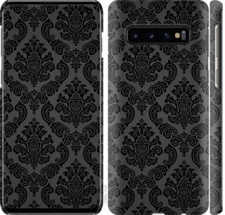Чехол на Samsung Galaxy S10 Винтажный узор