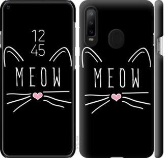 Чехол на Samsung Galaxy A8S Kitty