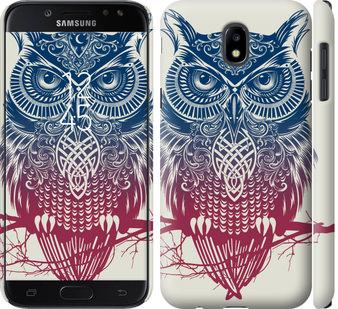 Чехол на Samsung Galaxy J5 J530 (2017) Сова 2