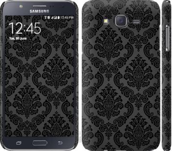 Чехол на Samsung Galaxy J7 J700H Винтажный узор