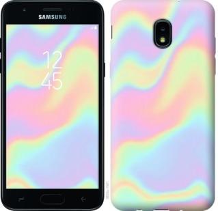 Чехол на Samsung Galaxy J3 2018 пастель
