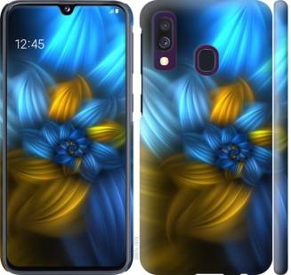 Чехол на Samsung Galaxy A40 2019 A405F Узор 46