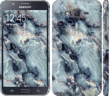 Чехол на Samsung Galaxy J7 J700H Мрамор