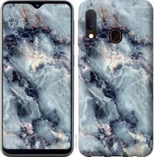 Чехол на Samsung Galaxy A20e A202F Мрамор