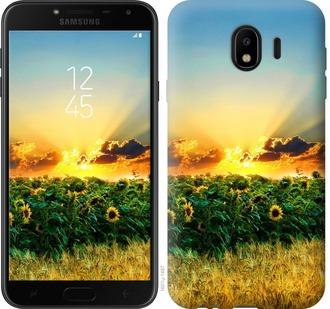 Чехол на Samsung Galaxy J4 2018 Украина