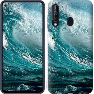 Чехол на Samsung Galaxy A60 2019 A606F Морская волна