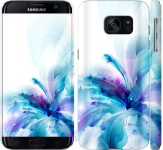 Чехол на Samsung Galaxy S7 G930F цветок
