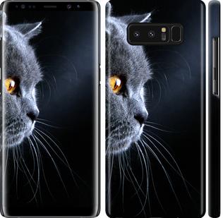 Чехол на Samsung Galaxy Note 8 Красивый кот