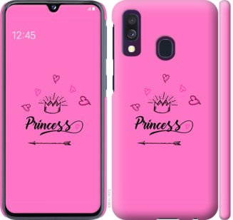 Чехол на Samsung Galaxy A40 2019 A405F Princess