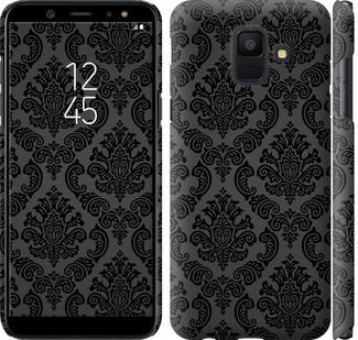 Чехол на Samsung Galaxy A6 2018 Винтажный узор