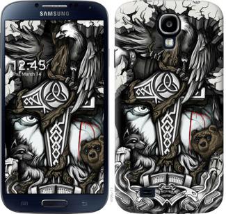 Чехол на Samsung Galaxy S4 i9500 Тату Викинг