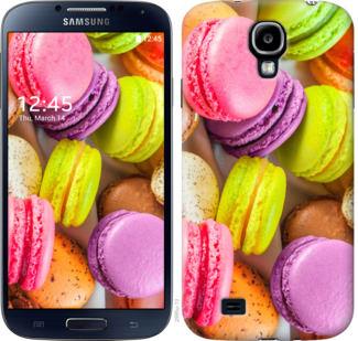 Чехол на Samsung Galaxy S4 i9500 Макаруны