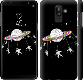 Чехол на Samsung Galaxy J8 2018 Лунная карусель