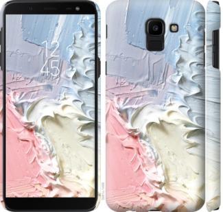 Чехол на Samsung Galaxy J6 2018 Пастель