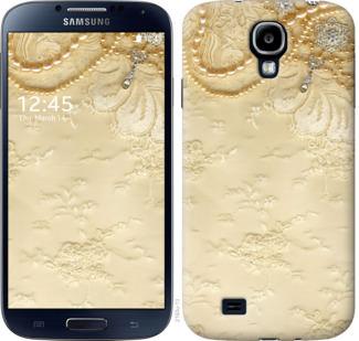 Чехол на Samsung Galaxy S4 i9500 Кружевной орнамент
